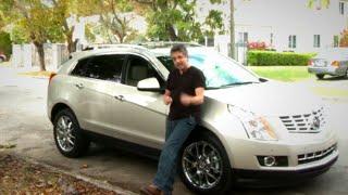 Prueba Cadillac SRX 2013 - Prueba (En Español)