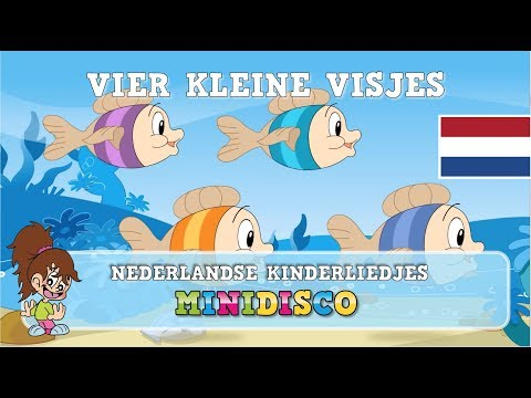 Xxx Mp4 Vier Kleine Visjes Kinderliedjes TEKENFILM Liedjes Voor Peuters En Kleuters Minidisco 3gp Sex