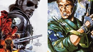 Metal Gear Solid - The Story So Far: How The Phantom Pain Connects With Metal Gear 1 - Part 4