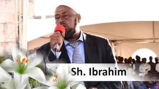 Muxadaro dhex martay Sheikh ibrahim iyo pastor Jesse March 2016.The divinity of Jesus part 2