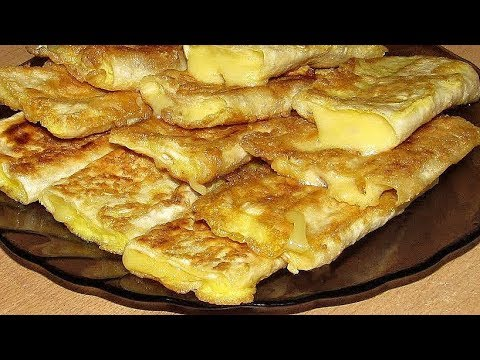 Лаваш с сыром рецепт с фото