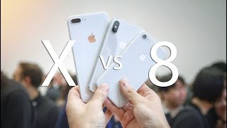 iPhone X vs iPhone 8 vs 8 Plus - Which Should You Buy?