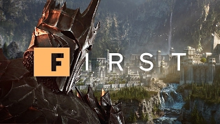 Shadow of War: Making the City of Minas Ithil - IGN First