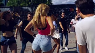 Lidija Bacic Lille & Luka Basi - Solo (official video 2017 HD)
