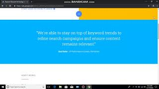 How To Use Google Keyword Planner free