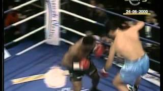 Mike Tyson v Lou Savarese 24/06/2000 full fight + extras High Quality