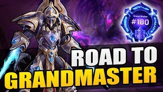 Artanis - not exactly a main tank :3 // Road to Grandmaster 2017 S1 // Heroes of the Storm