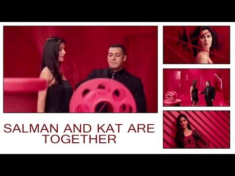 Salman Khan And Katrina Kaif Reunite For Splash Brand Ambassadors   Watch Full Video