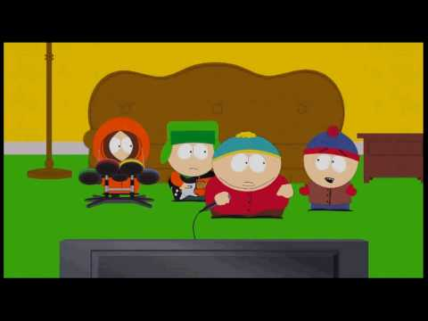 Eric Cartman feat. Kenny & Kyle Poker Face REMIX Music Video HD