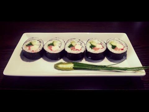 Jak zrobić Sushi Maki