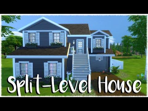 Xxx Mp4 The Sims 4 Speed Build SPLIT LEVEL HOUSE NO CC 3gp Sex