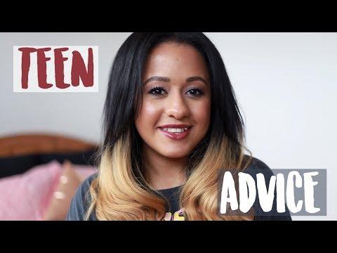 Xxx Mp4 Advice To My 16 Year Old Self SEX SCHOOL PARENTS BULLIES Siana 3gp Sex