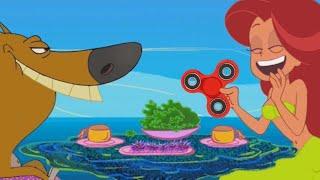Zig & Sharko - Best Episodes for New compilation Clip #4