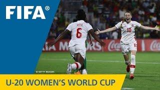 MATCH 12: NIGERIA v CANADA - FIFA Women's U20 Papua New Guinea 2016
