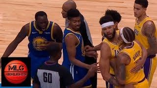 Draymond Green wanna fight with Michael Beasley | Beasley gets ejected