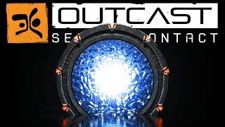 OUTCAST - SECOND CONTACT : Le test en TOC | Gameplay FR