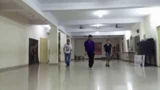 Whistle Baja - Arun Vibrato Choreography