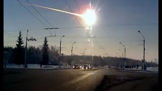 Pioggia di frammenti di meteorite sulla Russia