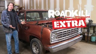 The Mopar Muscle Truck Blew Up - Roadkill Extra