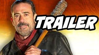 The Walking Dead Season 7 Episode 8 Finale Trailer Breakdown
