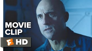 Approaching the Unknown Movie CLIP - Abort Your Mission (2016) - Mark Strong, Luke Wilson Movie HD