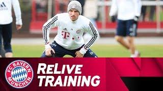 LIVE 🔴   FC Bayern Training @ Säbener Straße 🎥 ⚽ 🇩🇪