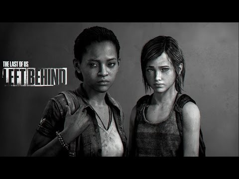 The Last of Us - Left Behind - Game Movie
