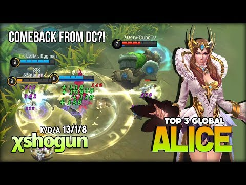 Xxx Mp4 Divine Owl Perfect Burn Enemy HP χshogun Top 3 Global Alice Mobile Legends 3gp Sex