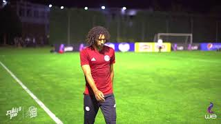 """الحلقة 3 - """"النني"""" يشارك في تدريبات المنتخب بإيطاليا"""