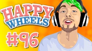 LAUNCH THE KITTENS | Happy Wheels - Part 96