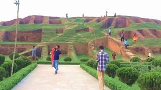 Lakshindar Behular Basar Ghar -  Bogra Mahasthangarh - Bangladesh City Tour