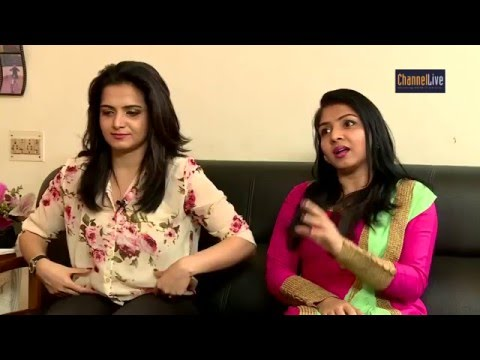 Super Star Sisters  Vijay TV's DD & Kalaignar TV's PD – Exclusive Interview on ChannelLive TV