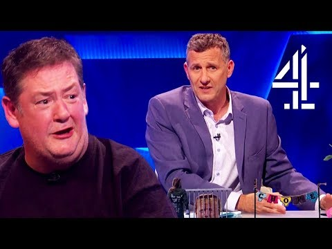 Johnny Vegas' Incredibly Powerful Speech Against Trump & Detaining Children | The Last Leg