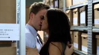 Rachel and Mike love scene