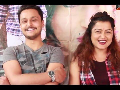 Rekha Thapa Avash Adhikari RAMPYARI FilmyKhabar