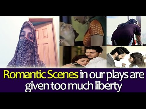 Romantic & Shameful Scenes in Pakistani Dramas are given too much libery
