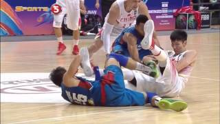 Physical Intensity of the Finals | 2015 FIBA ASIA CHAMPIONSHIP