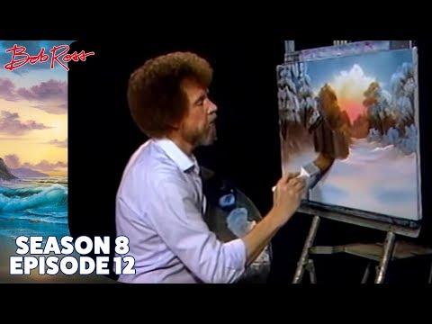 Bob Ross Lonely Retreat Season 8 Episode 12
