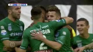 Samenvatting Vitesse - FC Groningen 2-1