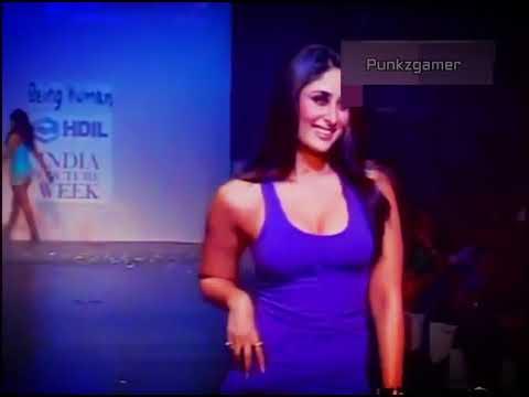 Xxx Mp4 Kareena Kapoor Hot Ramp Walk And Boobs Bouncing 3gp Sex