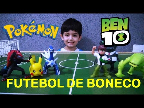 Xxx Mp4 Canal Do Gu Pokemon X Ben 10 FINAL Do 3º Torneio De Futebol De Bonecos 3gp Sex