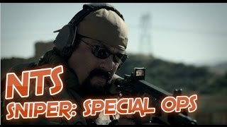 NTS: Sniper: Special Ops (2016) (Steven Seagal) Movie Review