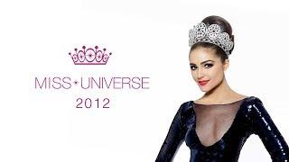 Miss Universe 2012 - Olivia culpo