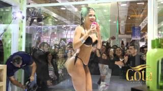Banho Cacau Beauty Fair 2011 - Gota Dourada