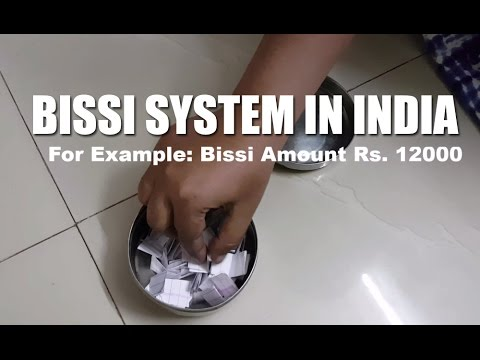 Bissi Household Banking In India