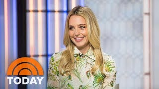 Jessica Rothe: 'Happy Death Day' Is 'Groundhog Day' Meets 'Scream' | TODAY