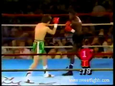 Julio Cesar Chavez KNOCKS OUT Roger Mayweather Floyd s uncle