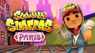 SUBWAY SURFERS - PARIS 2018 ✔ JAKE AND 60 MYSTERY BOXES OPENING