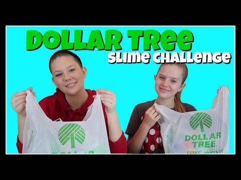 Xxx Mp4 DOLLAR TREE SLIME CHALLENGE Taylor And Vanessa 3gp Sex