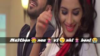 Jaan - Happy Raikoti, WhatsApp Status Videos, Punjabi Sad Song WhatsApp Status Videos